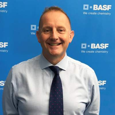 Ben Miles, Head of Customer Strategy at BASF