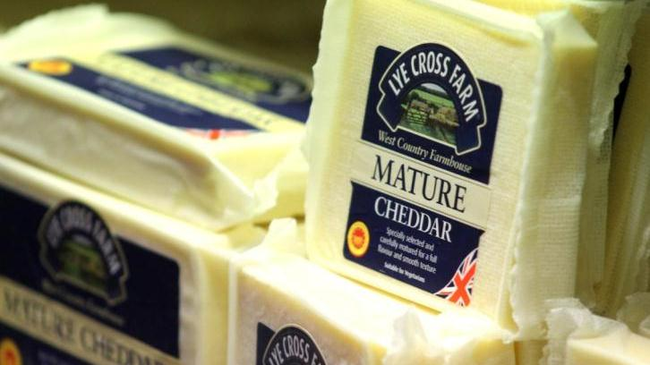 Somerset cheese-makers celebrate success with SexedULTRA 4M