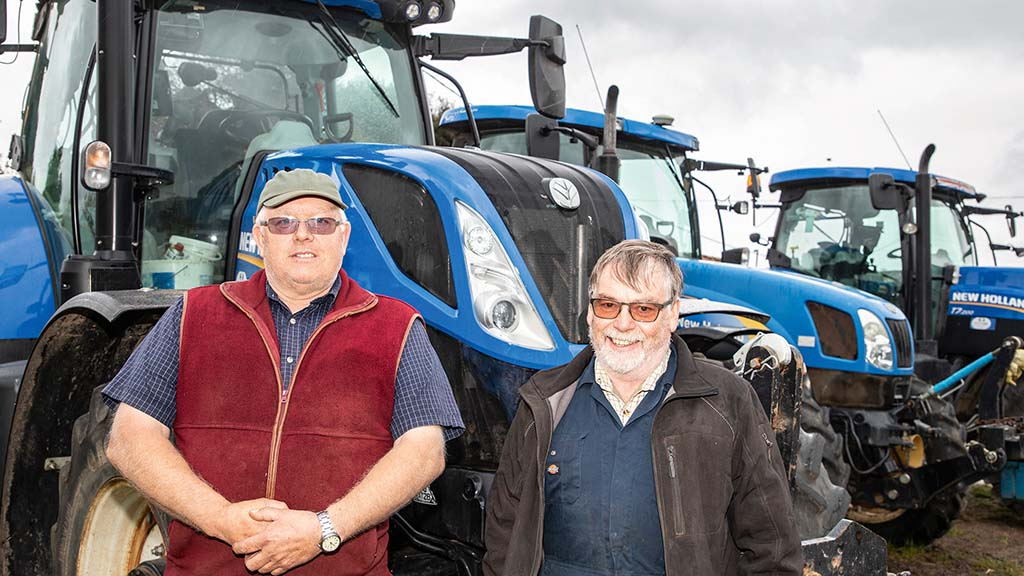 Machinery and tractor: KRM tine drill suits grower's need to boost seeding efficiency