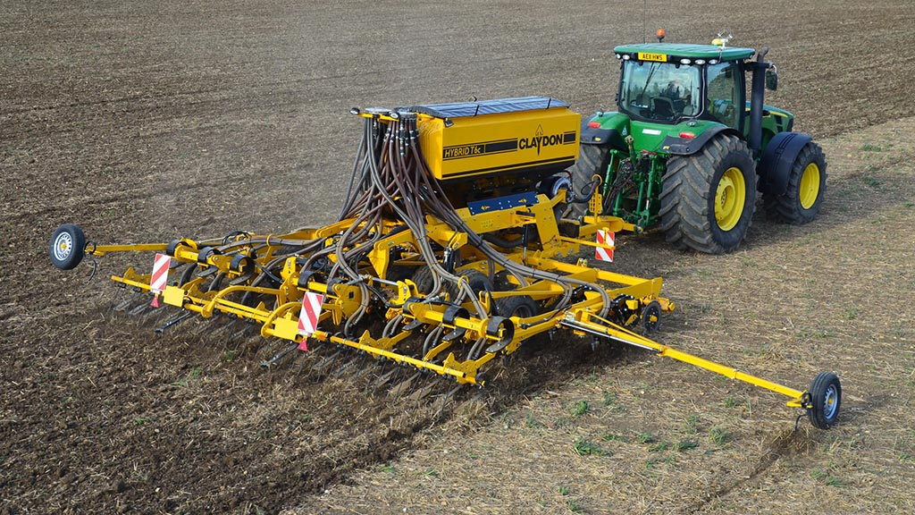What you need to know when entering the world of strip-tillage drilling