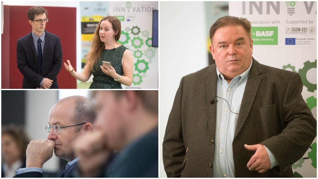 Agri Innovation Den 2019: Six finalists battle for game-changing investment package