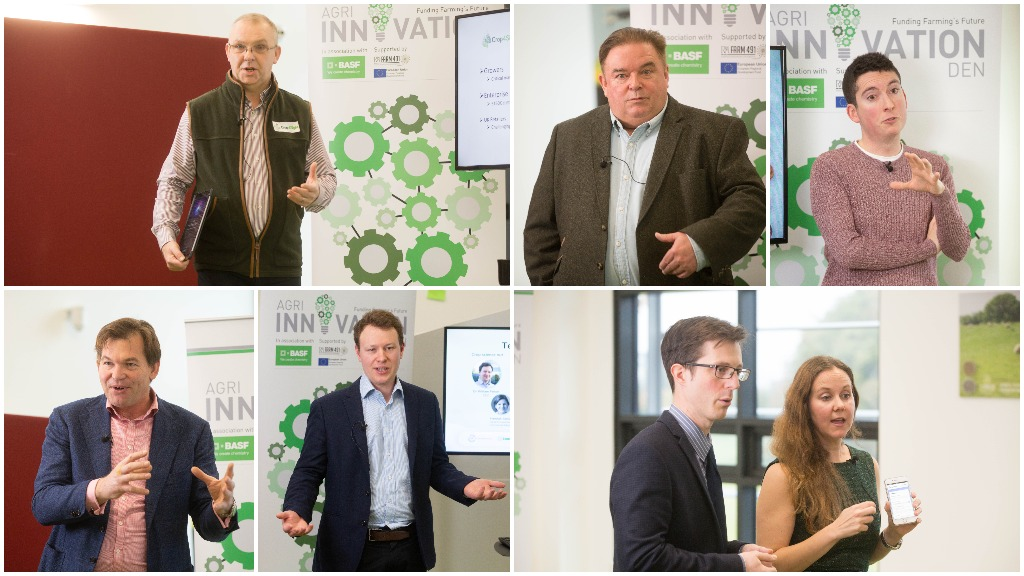 Agri Innovation Den 2019: Six finalists battle for investment package