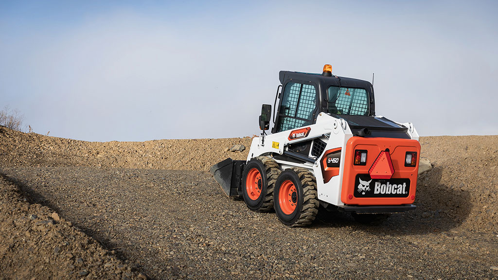 BOBCAT REFRESHES SKID-STEERS