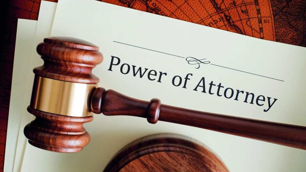 People can organise lasting power of attorney themselves, with the forms available on www.GOV.UK