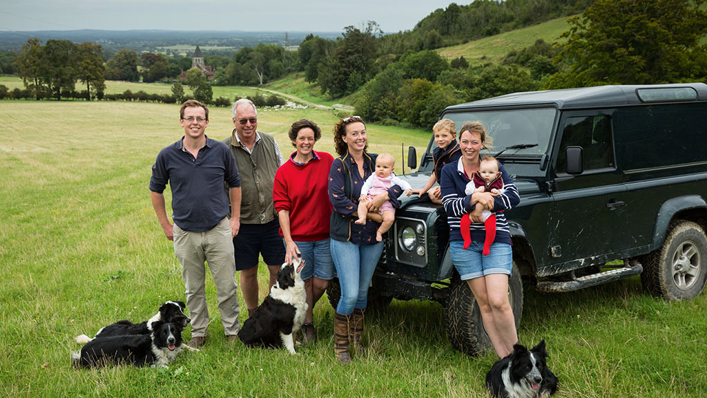 How one British family is putting succession at heart of its farming enterprise