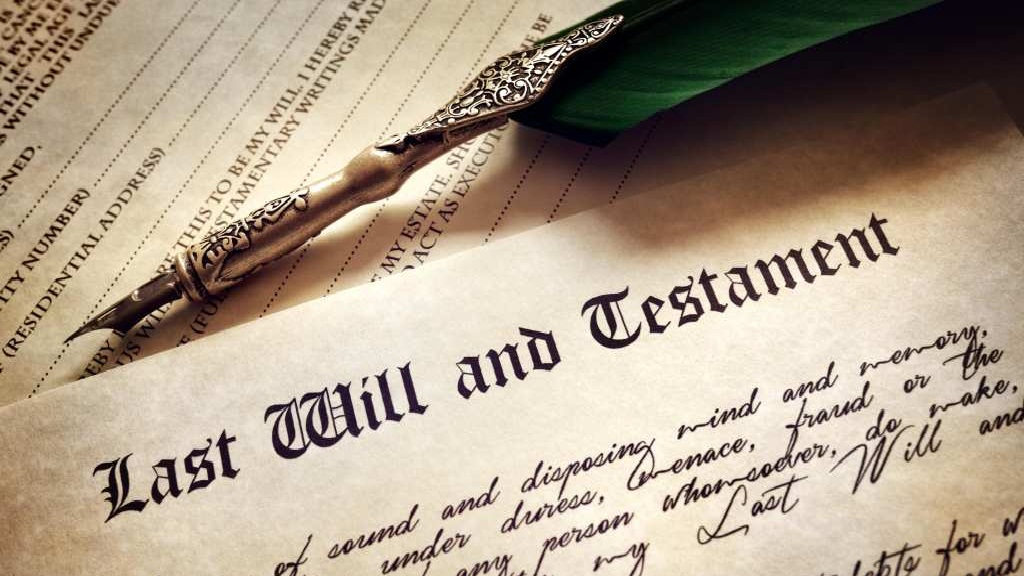 Writing a will is a really good way to communicate your wishes and choices to your whole family.