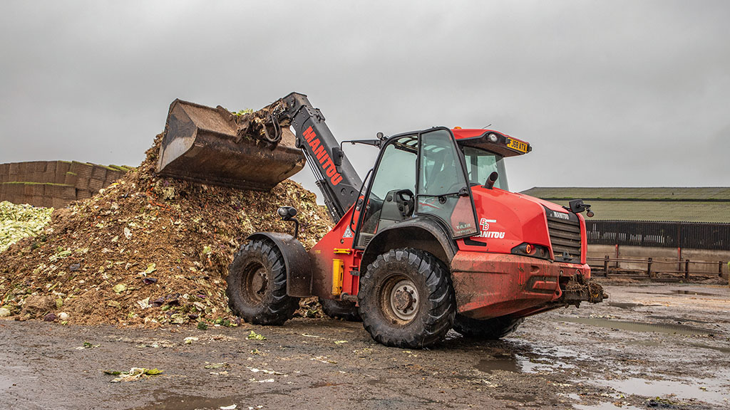 MANITOU EXPANDS LINE-UP