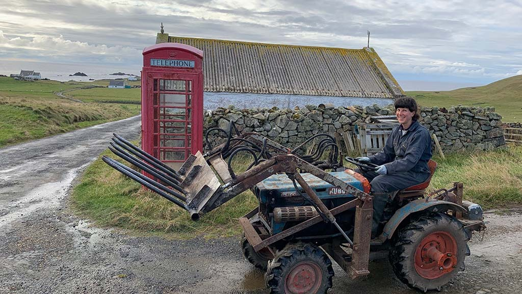 'You can't just nip to the vet as there isn't one' - Life on a croft in Shetland