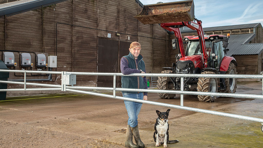 User story: Transmission transforms Case IH tractor for Gloucestershire farmer