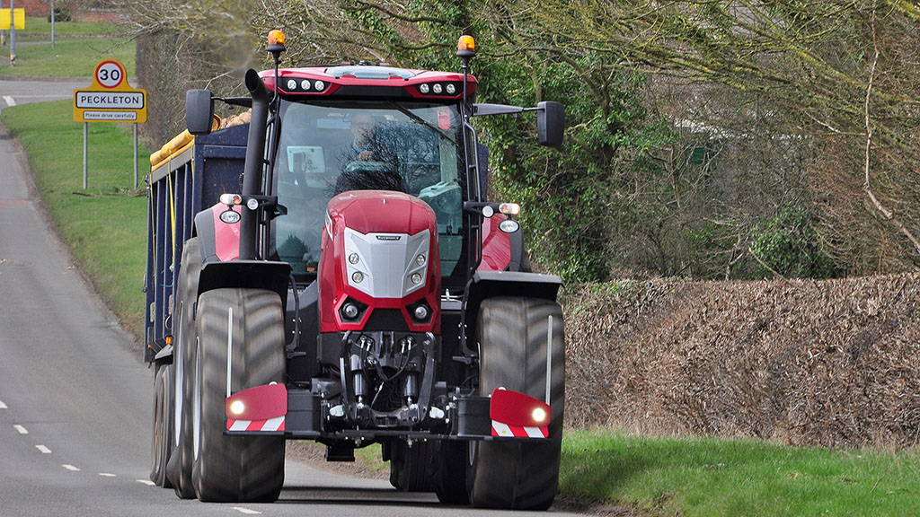 Big expectations for 'Big Mac': Farmer's opinion on the first McCormick X8.680 sold
