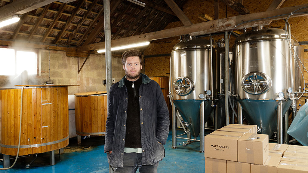 Meet the farming brothers brewing up a premium diversification project