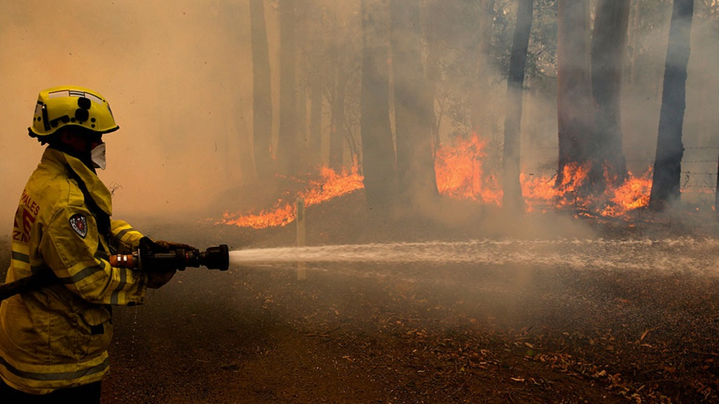 Global Ag View: Environmental policy blamed for bush fires in Australia