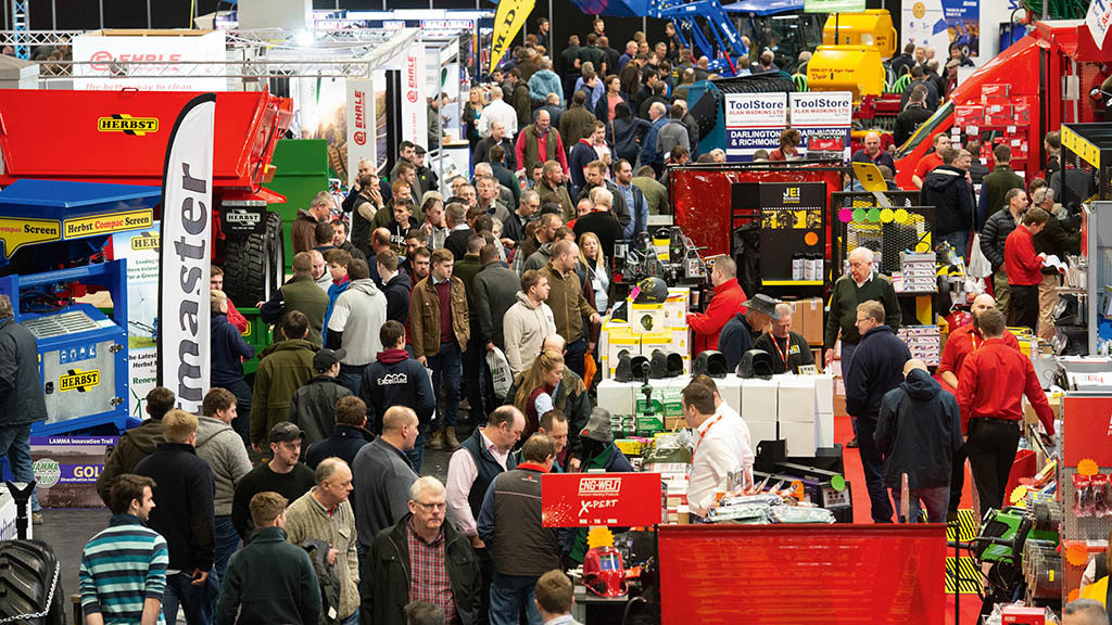 The LAMMA 2021 show will go on