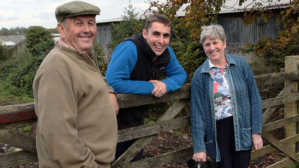 'Christmas would not be Christmas without a turkey' - Welsh family ventures out