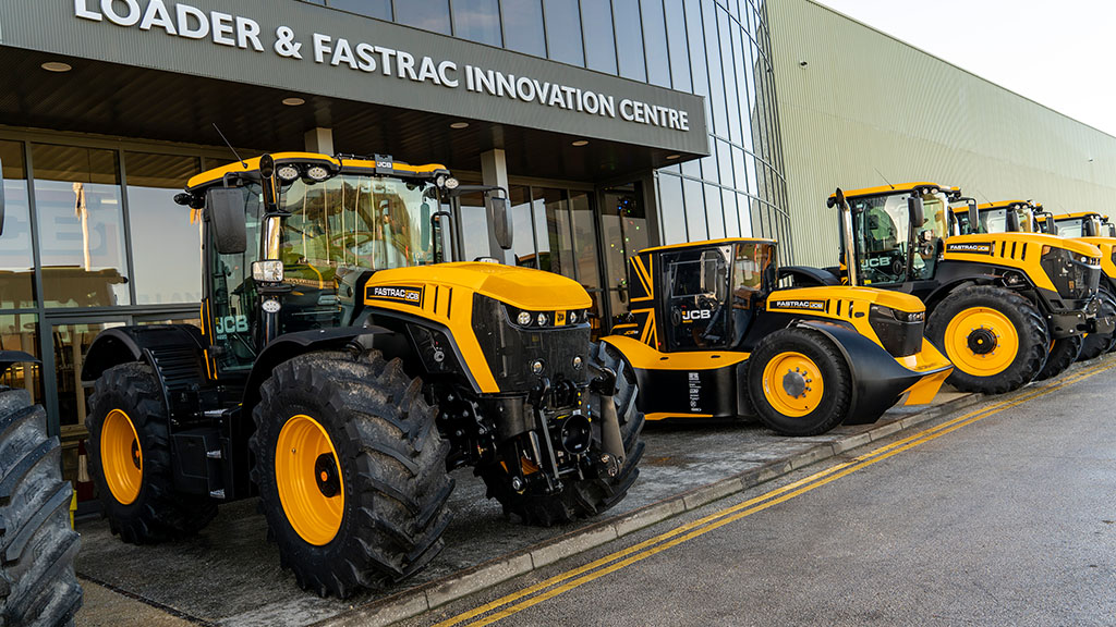 JCB at 75: Charting the rise of a British manufacturing super power