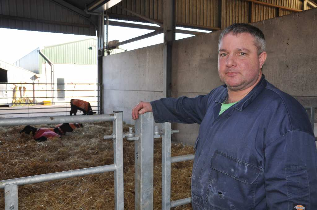 Feeder takes pressure off for one Cumbrian family