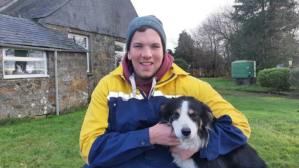 Young Farmer Focus: Calum Greer - 'It is an uncertain time in every sector'
