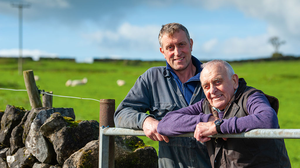 Hill farming history: 'You were working from hand to-mouth and if you lost a cow, you couldn't really replace it'