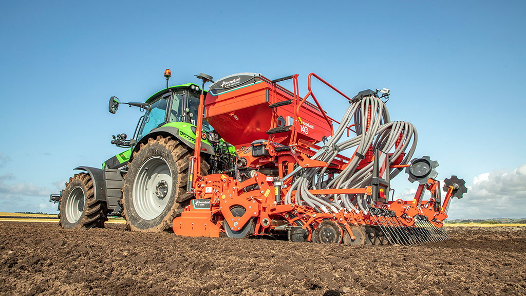 Increased versatility from new Kverneland combi-drill