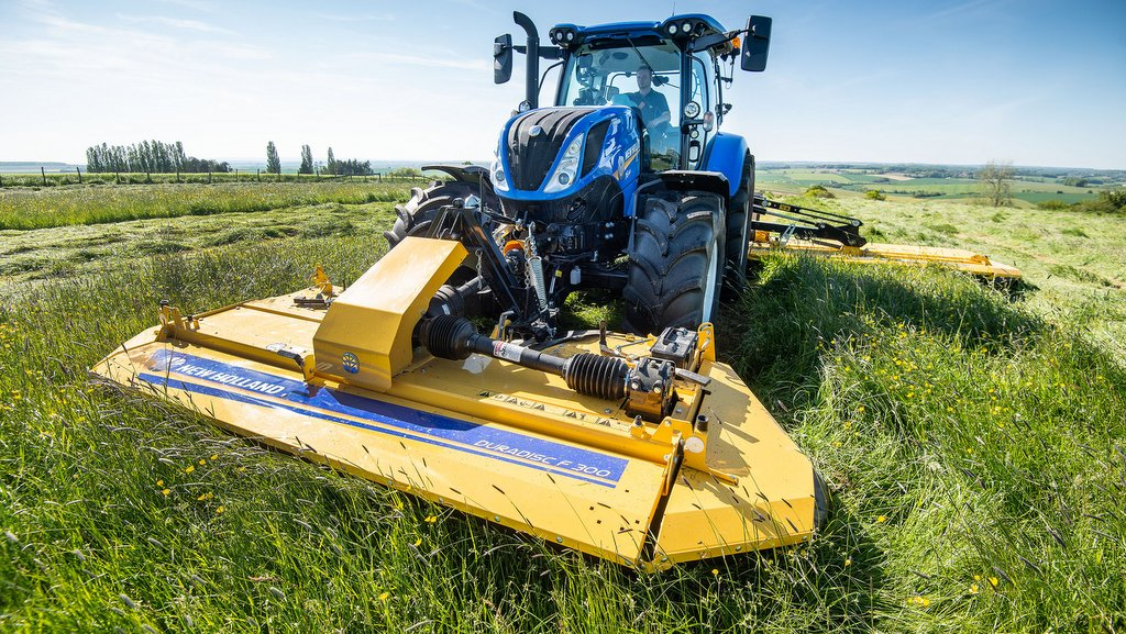 New Holland to show implements at LAMMA Show 2020