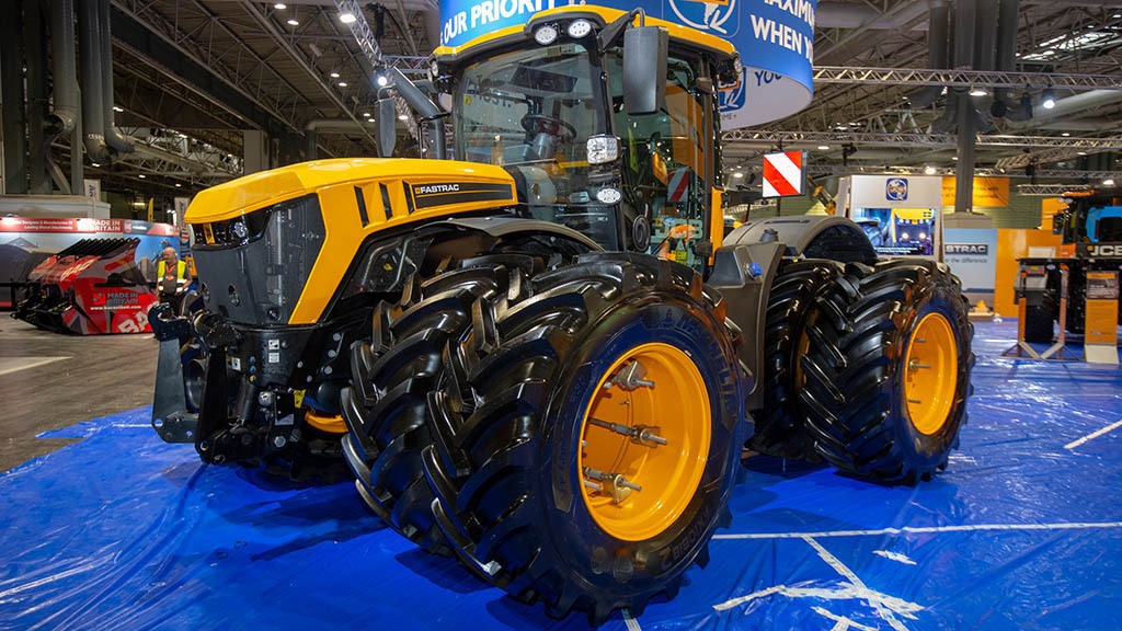 LAMMA Show 2020: More tractor launches and updates