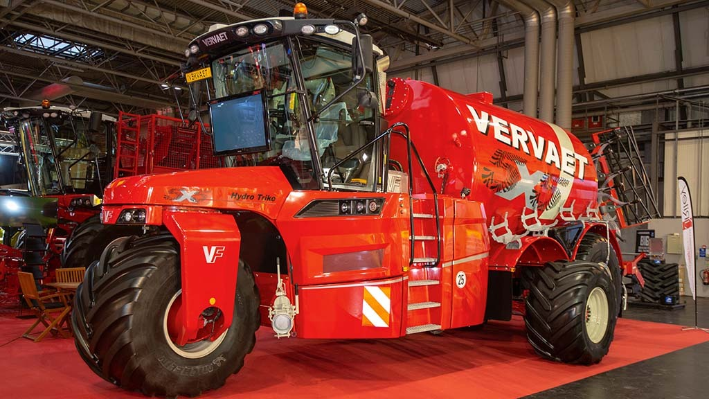 LAMMA Show 2020: Muck and slurry