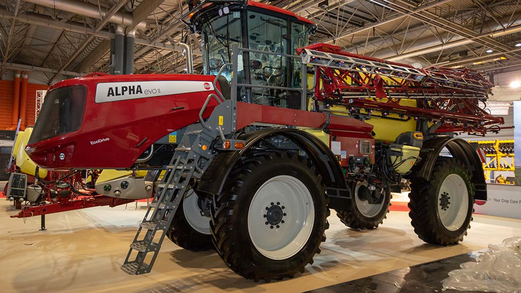 LAMMA Show 2020: Crop protection and nutrition