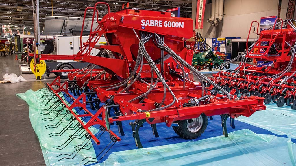 LAMMA Show 2020: Tillage and root crop equipment