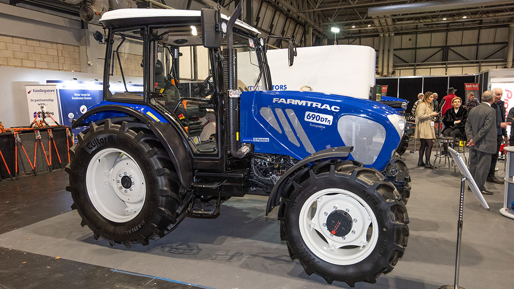Reesink Agriculture launches Farmtrac tractors
