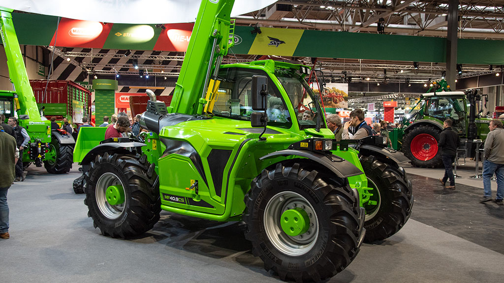 LAMMA Show 2020: Loads of loader launches