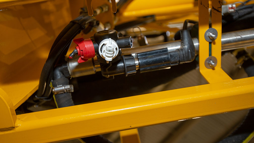 Chafer adds pulse width modulation