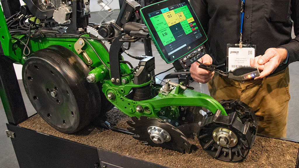 Precision Planting from Horizon Agriculture