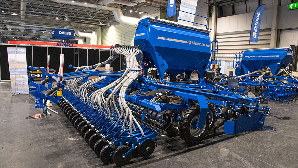 LAMMA Show 2020: Drills in demand