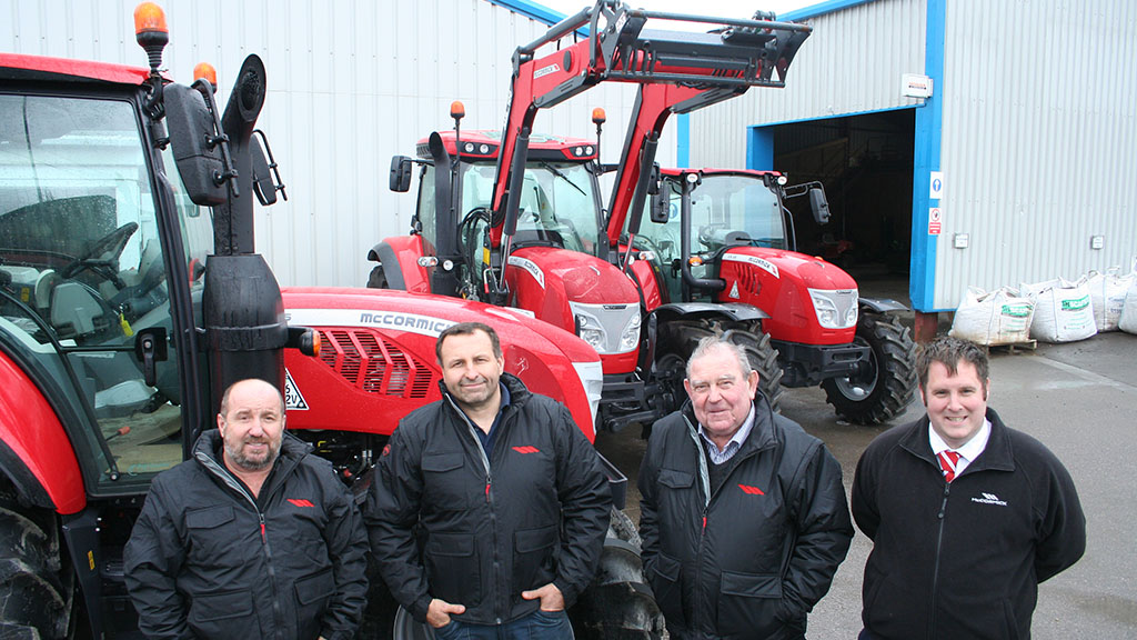 McCormick's south Wales solution
