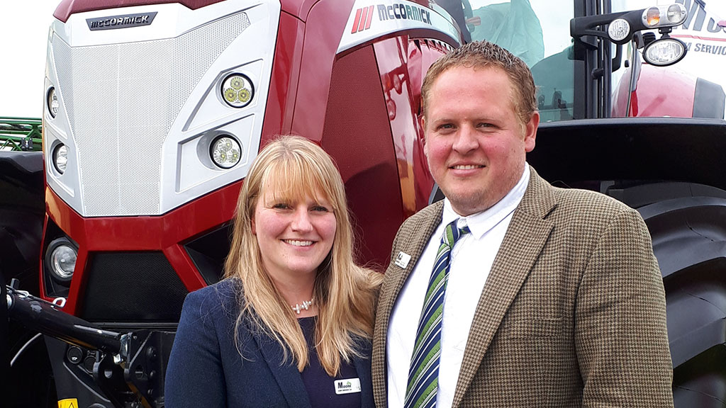 Moore Farm Services moves with McCormick