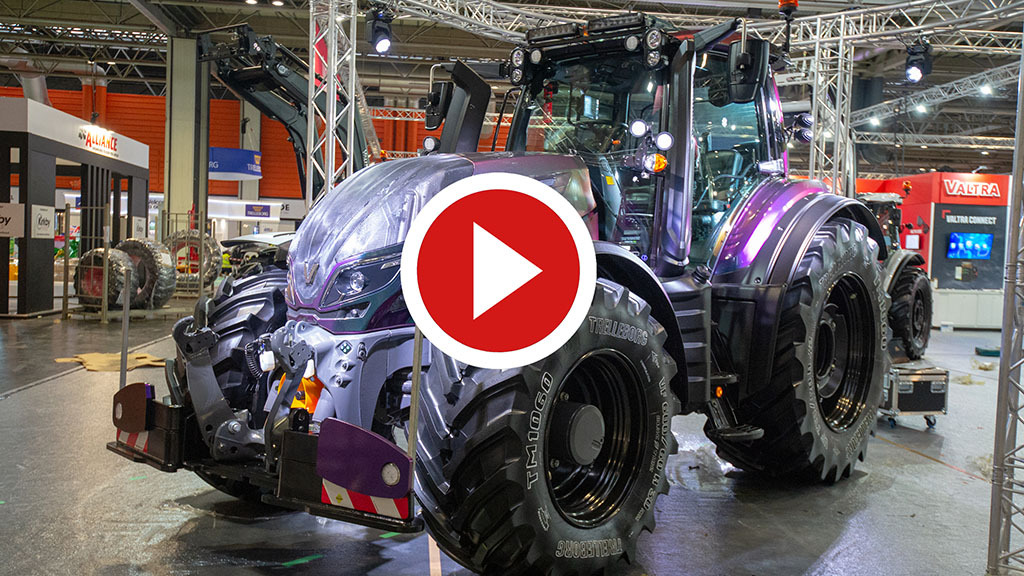 LAMMA Show 2020: Video gallery, including tractor and loader launches
