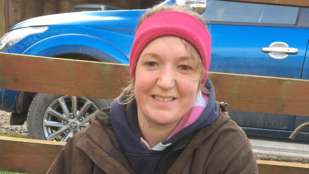 Young Farmer Focus: Lorna Edwards - 'Sheep trade remains positive at the moment'