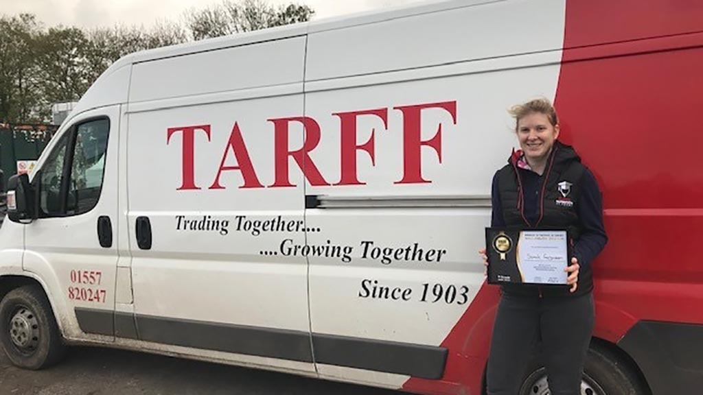 Young Farmer Focus: Sarah Ferguson – 'The industry has provided me with a great support network and employment opportunities'