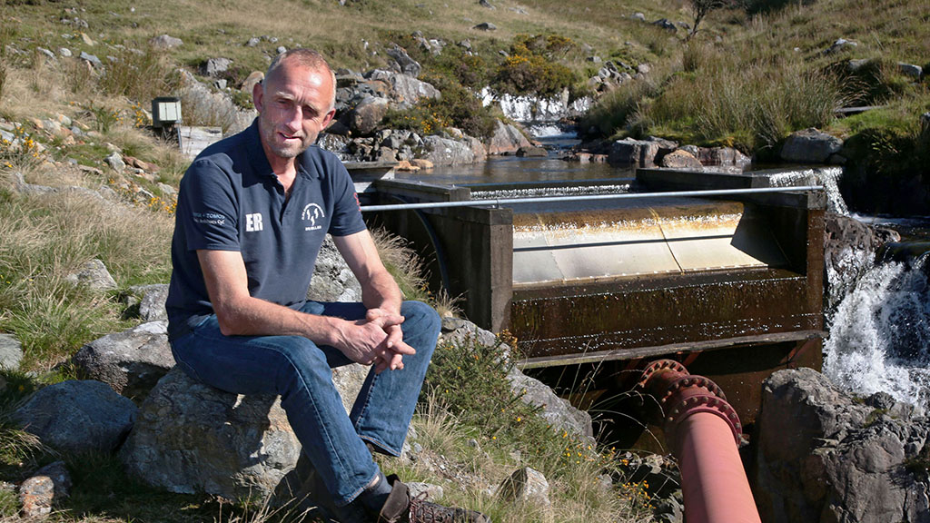 Diversification special: North Wales family invest in major hydro scheme