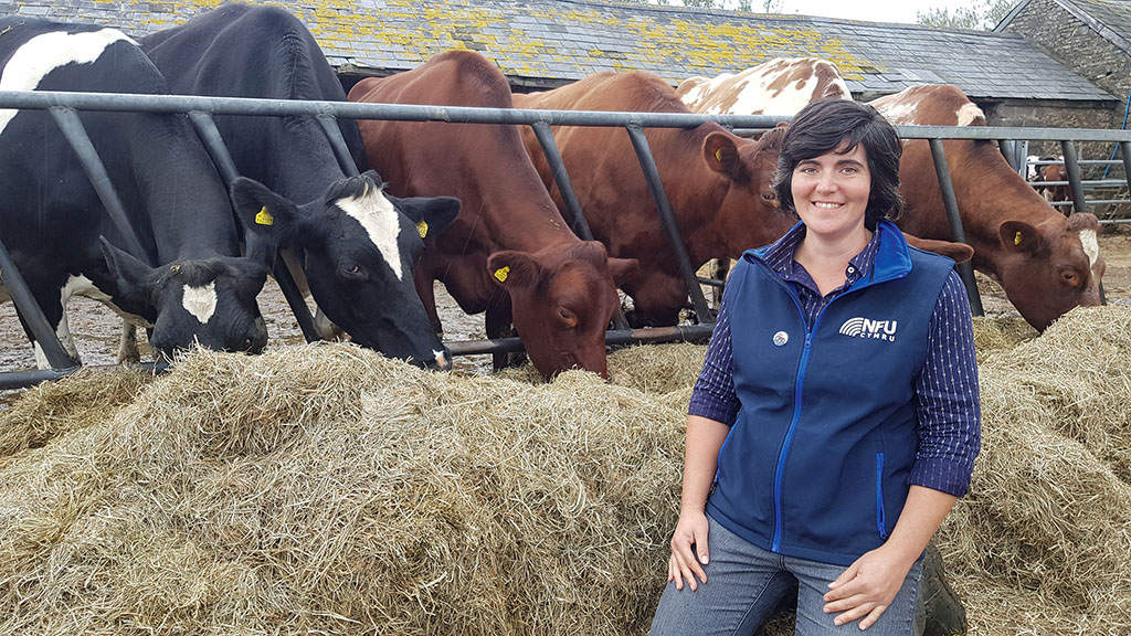 Farming matters: Abi Reader - '#Farm24 support is not just brilliant - it is essential'