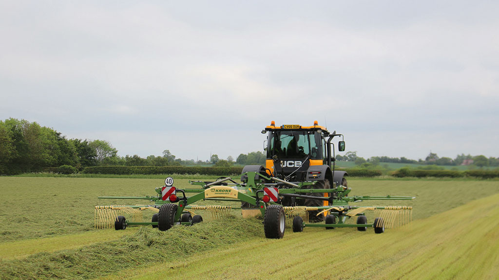 Tedding and raking are backbone to silage success