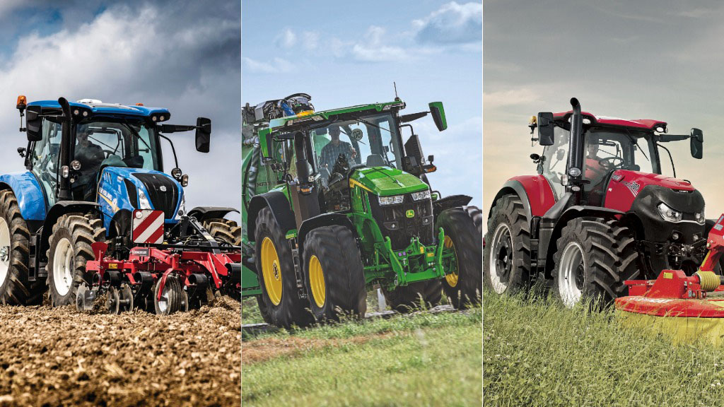 2018 tractor registrations sees Case IH claim third place ahead of Massey Ferguson