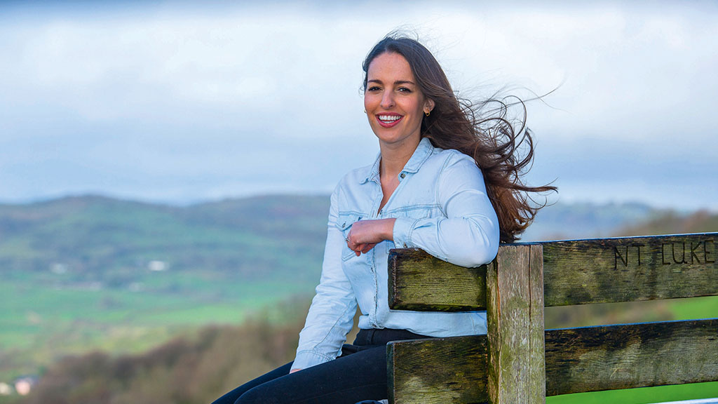 Backbone of Britain: 'It's refreshing and rewarding that mental health in agriculture is now talked about more openly' - Naomi Wright