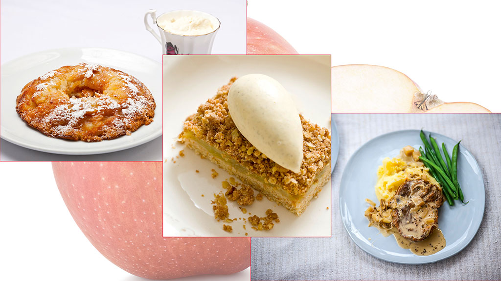 Forget the classic apple pie and try these fruity recipes from the UK's best chefs #BuyBritish