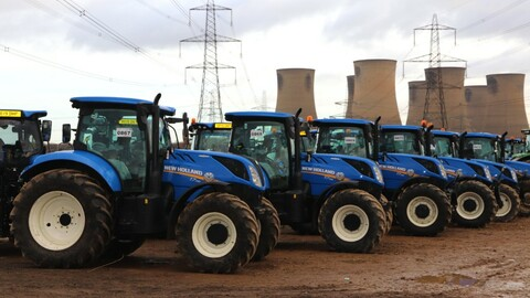 IN PICTURES: More than 100 tractors plus telehandlers and implements go under the hammer in first major auction of 2020