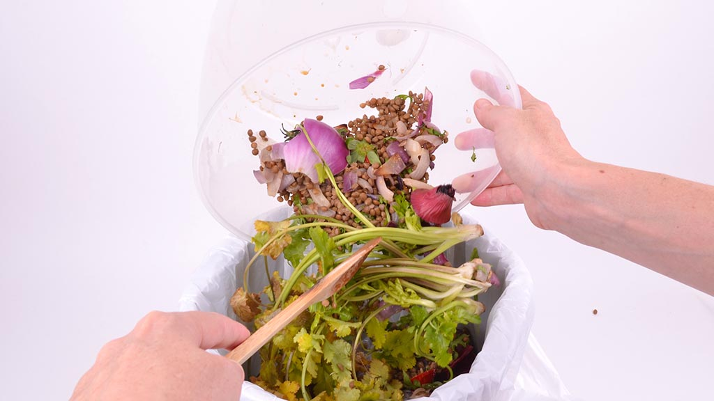 UK food waste falls 7 per cent in just three years