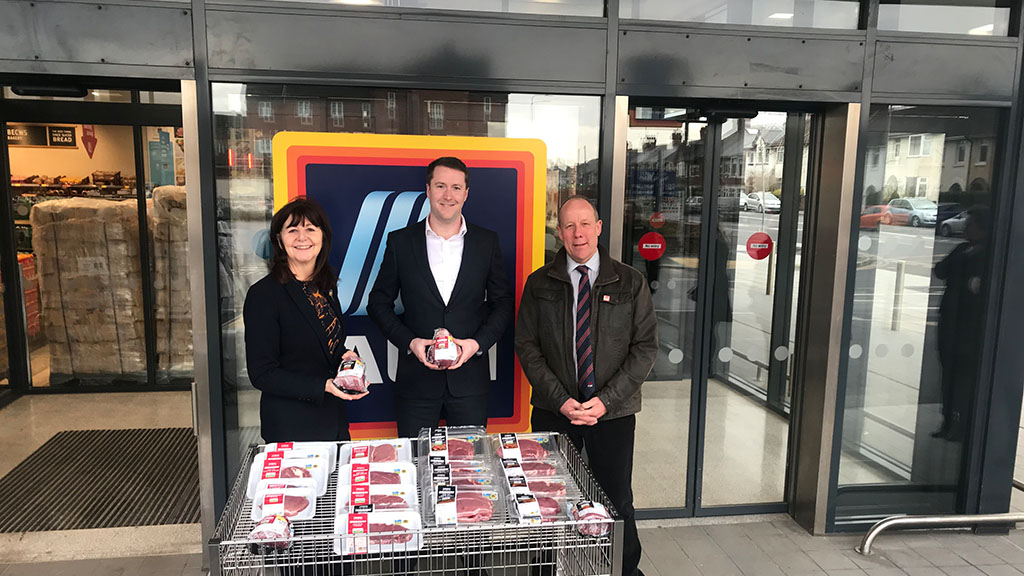 Aldi commits to stocking new range of PGI Welsh Beef