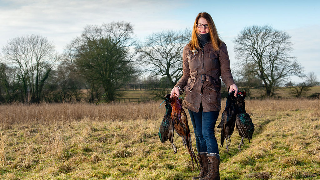 Sustainable and environmentally friendly, is pheasant set to take over?