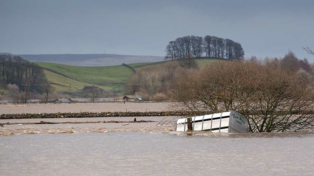 Funding to fast-track help for flood-hit farmers following severe storm damage