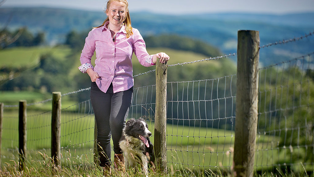 Young Farmer Focus: Cerys Fairclough – 'Agri-Academy broadened my horizons and widened my mindset within the agricultural industry'
